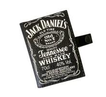 Обложка для ID паспорта -Jack Daniels-