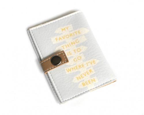 Обложка для ID паспорта -Favourite thing-