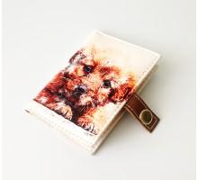"""Обложка для нового id-паспорта """"Щеночек"""""""