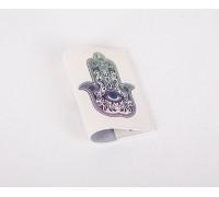 Обложка на паспорт -Рука Бога (Хамса)-