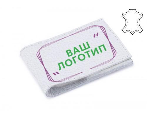 Кожаные визитницы с логотипом