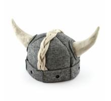 Шапка Викинга, войлочная шапка для бани