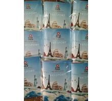 Обложки из экокожи для туристического агентства