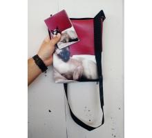 Сумка и обложка с фото по индивидуальному заказу