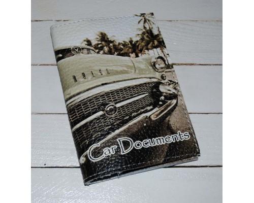 Обложка для водительских прав -Buick-