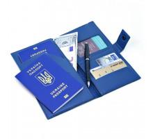 """Тревел-кейс на 2 паспорта для авиабилетов """"Ocean"""""""